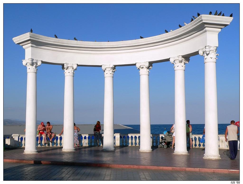 Waterpark Almond Grove in Alushta: description, photos and prices 55